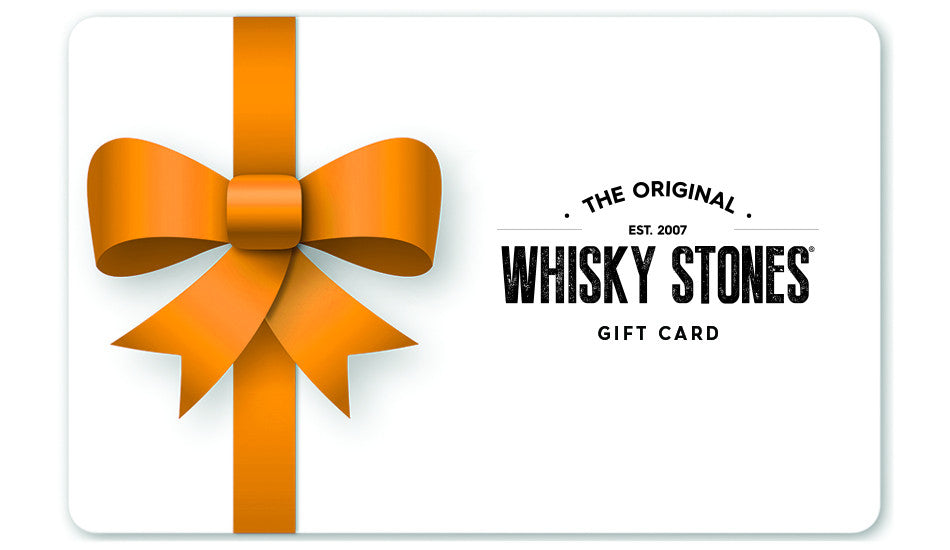 Whisky Stone Gift Card