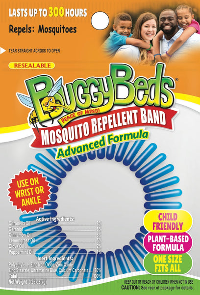 Mosquito Repellent Bands - 12 Pack