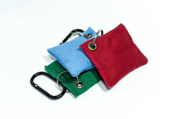 Solid Mosquito Repellent Pouch Bundle - 3 Pack