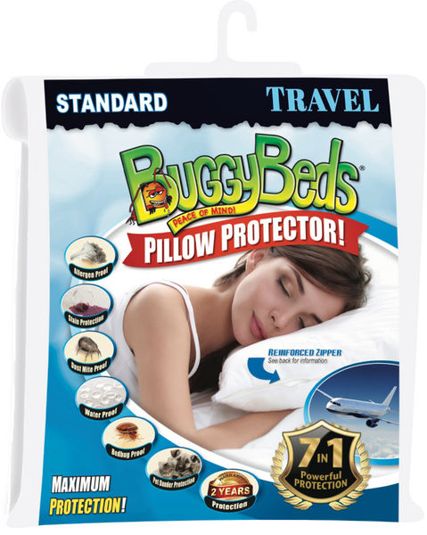 Travel Pillow Encasement