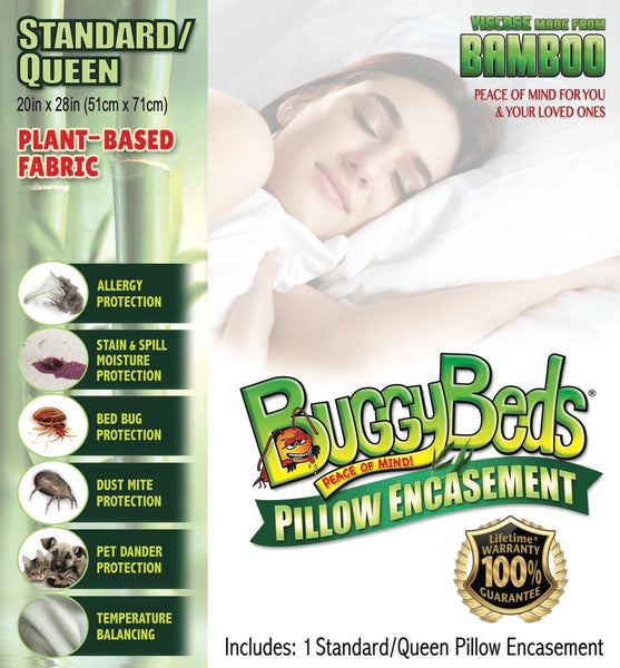 Bamboo Pillow Encasement