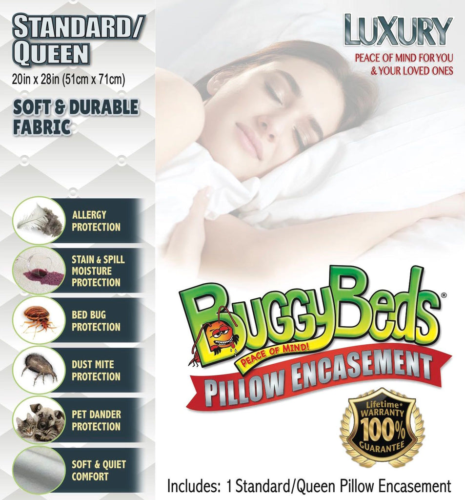 Luxury Pillow Encasement