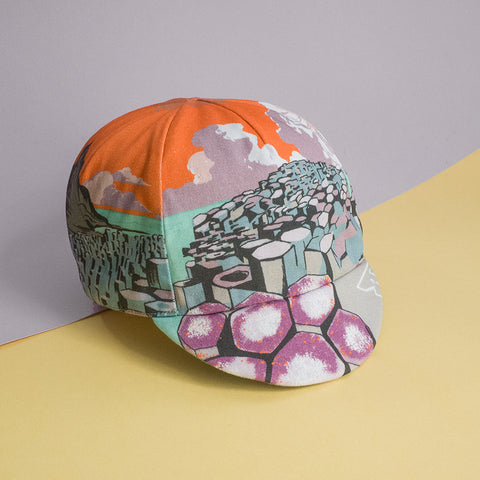 The Gian't Causeway Reversible Cycling Cap for a Cause