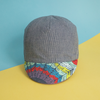 Mod. 316 The Caldas Reversible Cycling Cap: Wonder Web