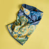 L'Equipe Provence Marbled Wind Collar