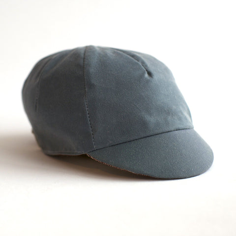 The Waxed and Wool Reversible Cycling Cap
