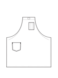 full apron illustration