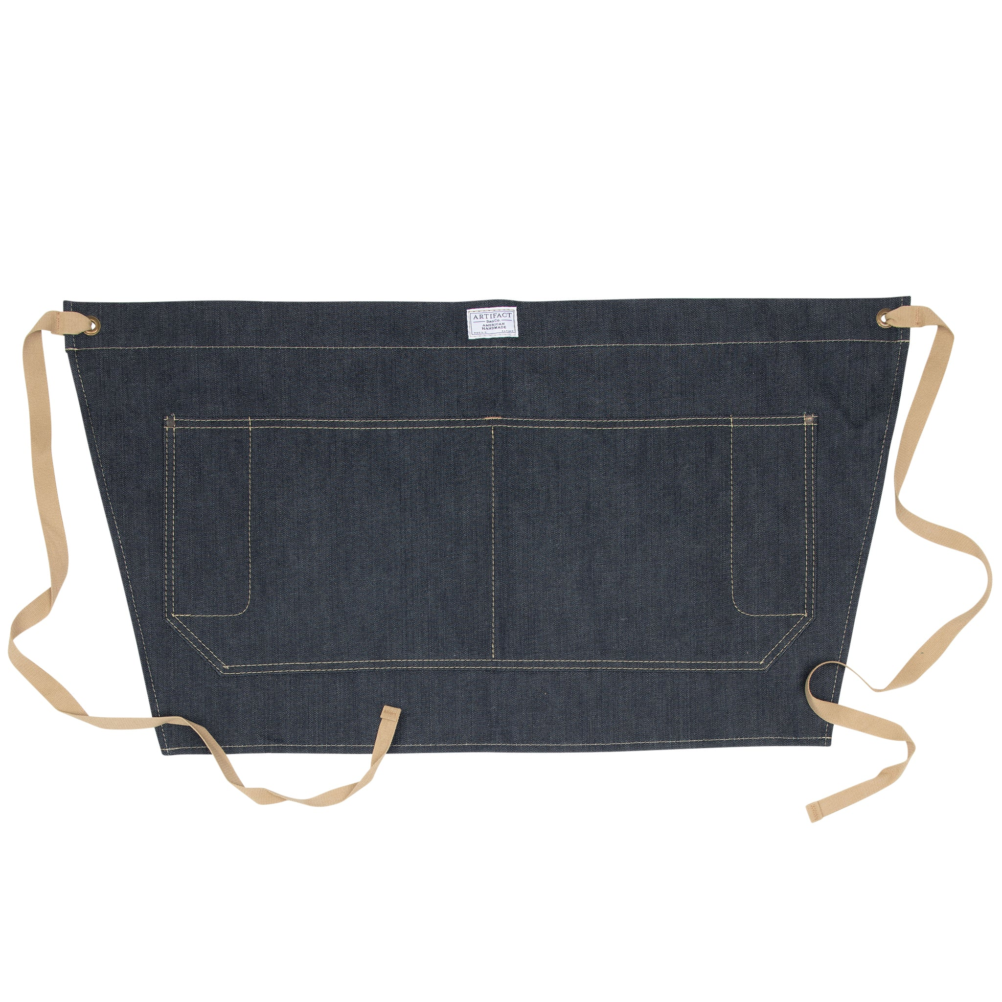 Artifact Kurabo Denim Kurabo Denim Waist Apron