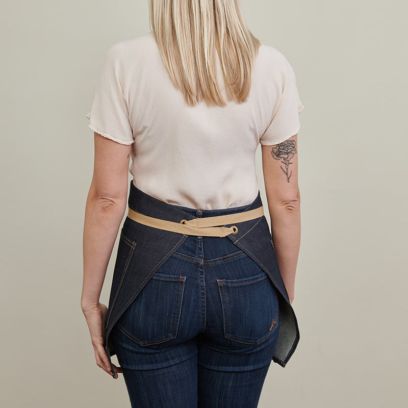 Artifact  Kurabo Denim Waist Apron