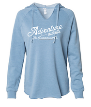 Load image into Gallery viewer, Adventure Awaits Wave Wash Hoodie
