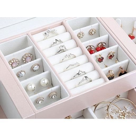 3 Layer Jewelry Organizer