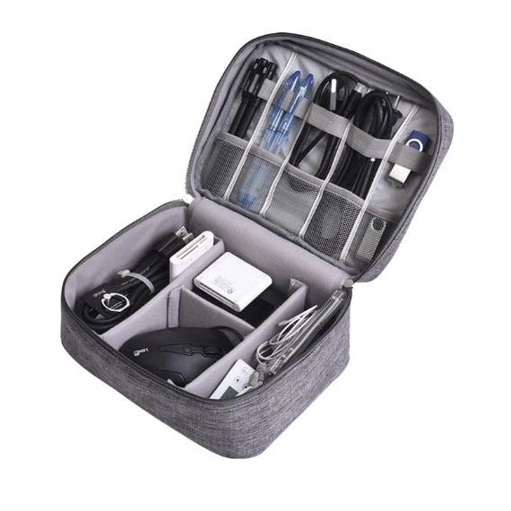 Digital Travel Organizer - Grey