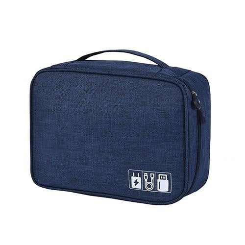 Digital Travel Organizer - Navy