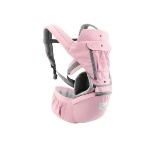 Ergonomic Baby Carrier - Pink