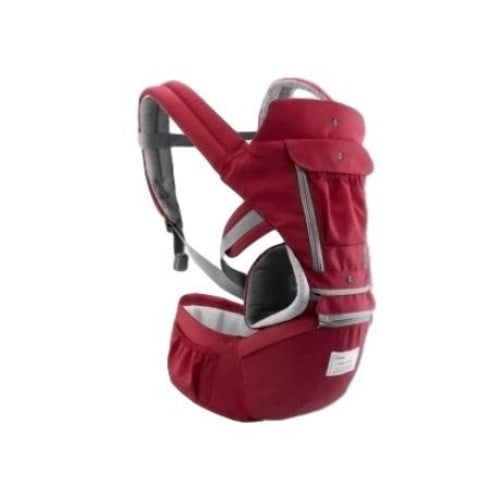 Ergonomic Baby Carrier - Red