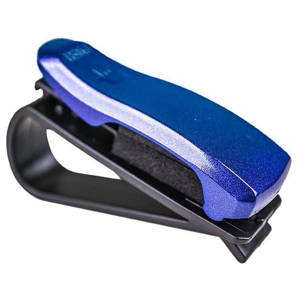 Glasses Clip Holder for Cars - BLUE