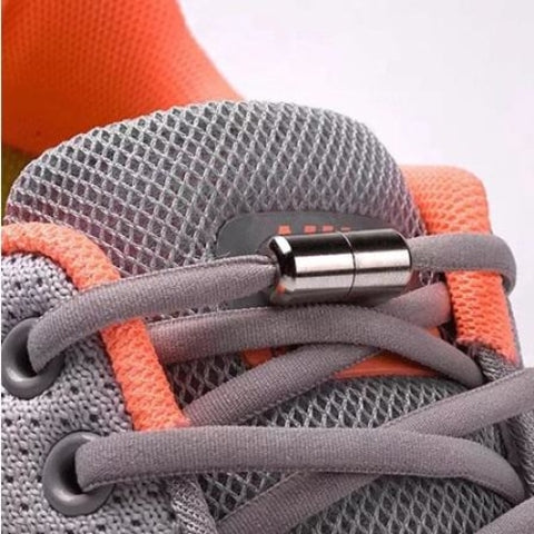 No-Tie Lock Shoelaces