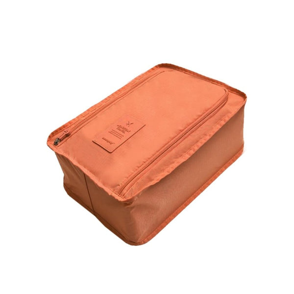 Travel Shoe Storage Bag - Orange