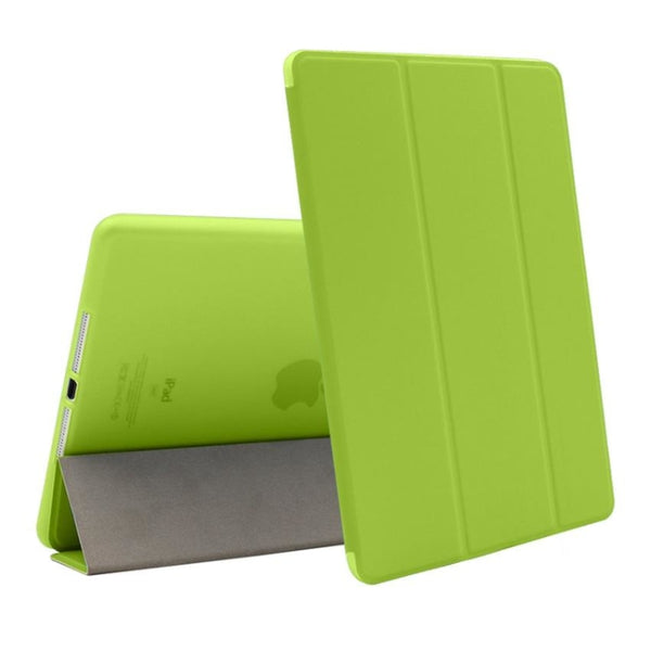 Ultra Thin Magnetic Ipad Case - Green for Air 1