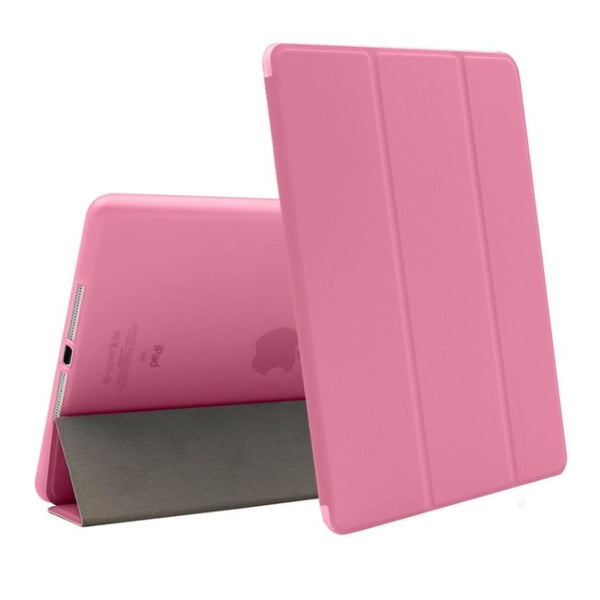 Ultra Thin Magnetic Ipad Case - Pink Ipad Air1