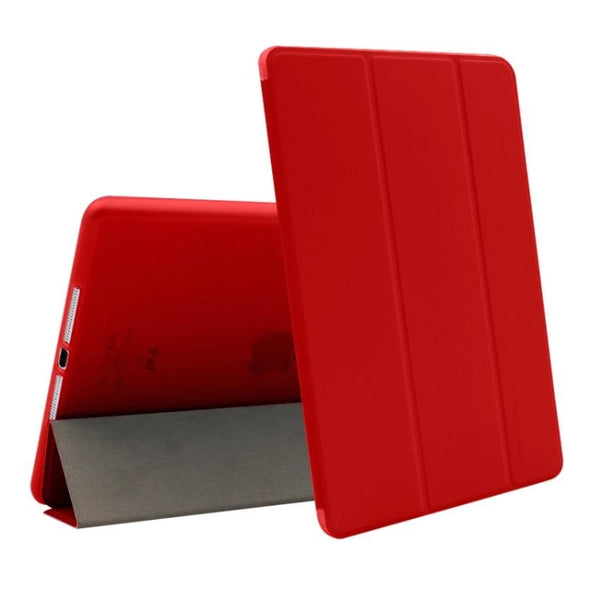 Ultra Thin Magnetic Ipad Case - Red Ipad Air 2