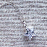 Asteria Sterling Silver Star Pendant