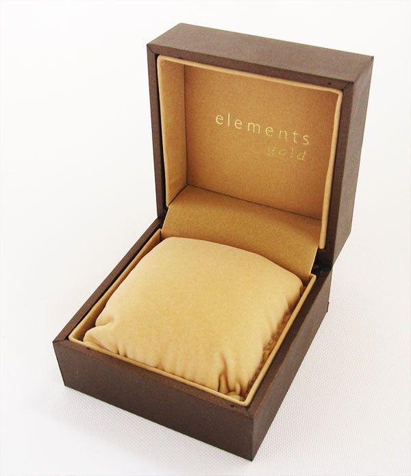 Elements Gold Bangle Box