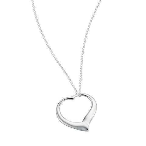 Emily Heart Necklace