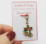 Let The Bells Ring Christmas Clip Charm
