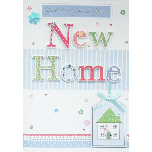 New Home Handmade Card