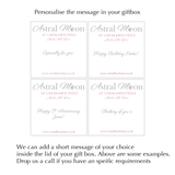 Personalise your gift box