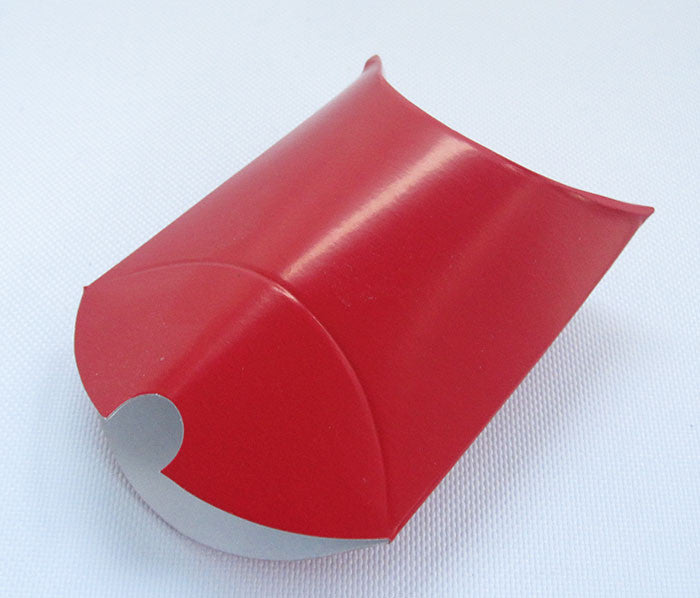 Small Red Pillow Pouch