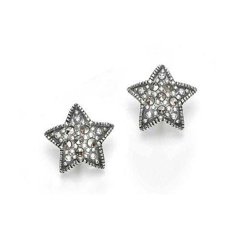 Shining Star Marcasite Earrings