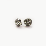 Shoot for the Moon Marcasite Earrings