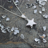 Wish Upon a Star Silver Pendant