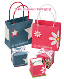 d for diamond packaging