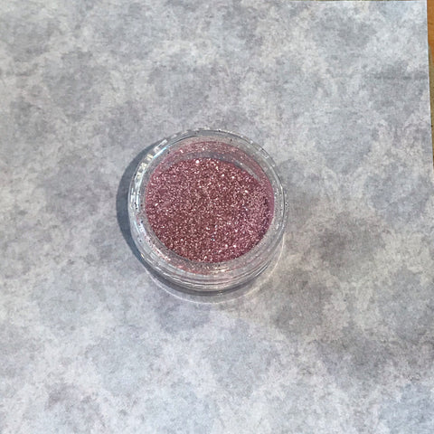 Baby Pink Fairy Dust Glitter Pot
