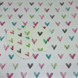 Fly Away Heart Craft Paper Gift Wrap