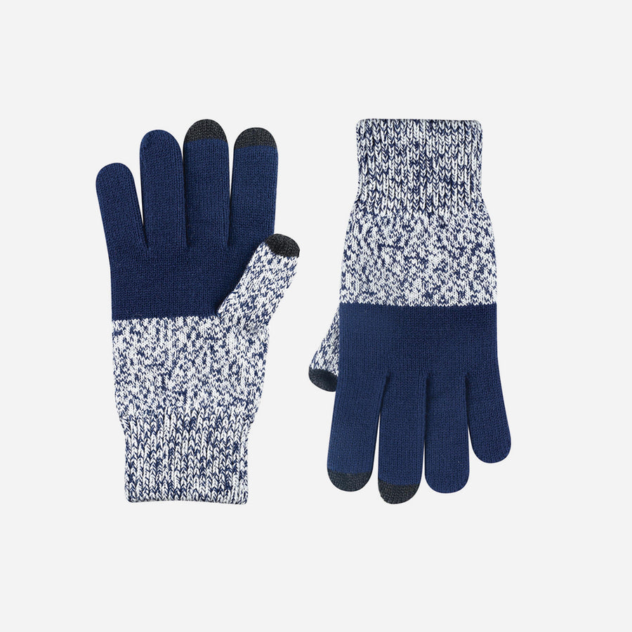 Navy | Mens Touchscreen Gloves