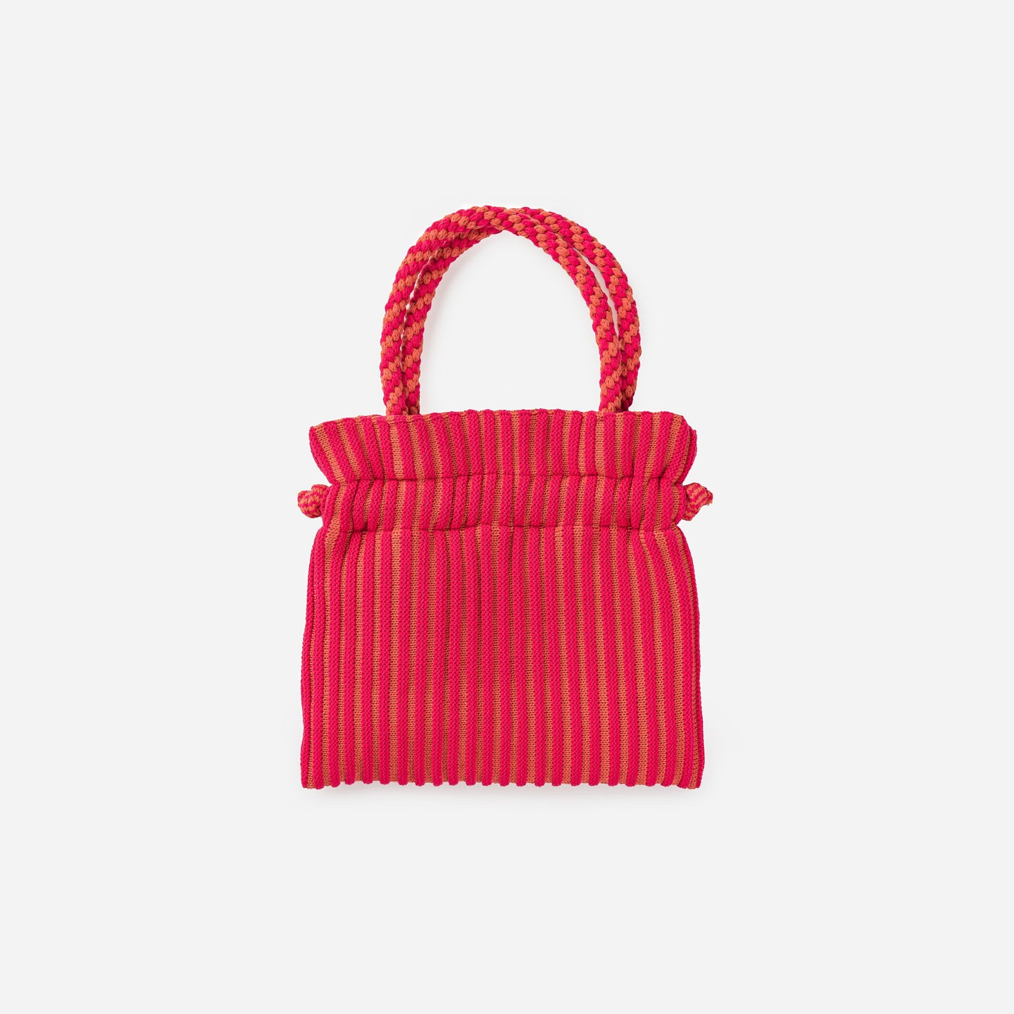 Candy Stripe Mini Tote