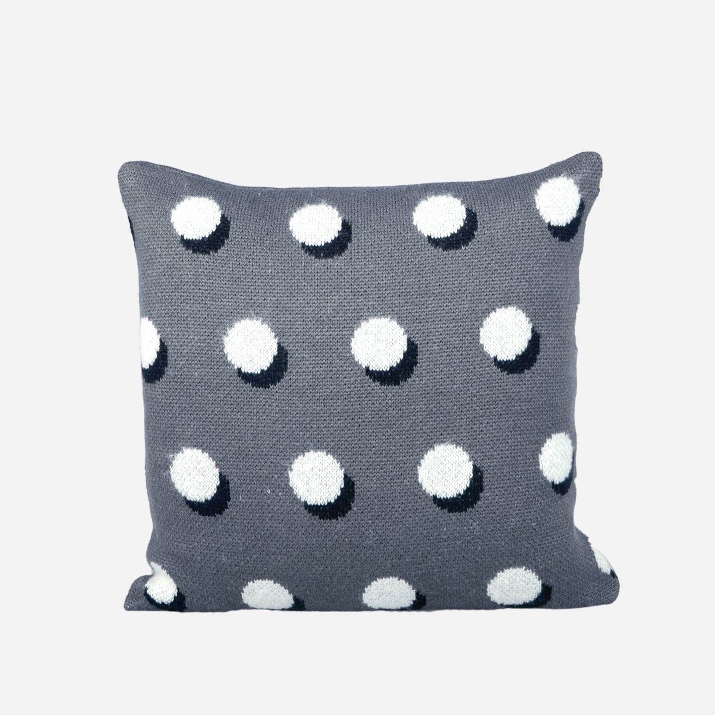 Eclipse Dot pattern pillow polka dot
