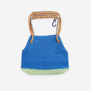 Mint Cobalt | Favela Bucket Bag