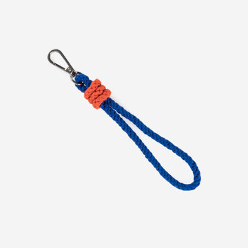 Cobalt | Lanyard Braid Key chain
