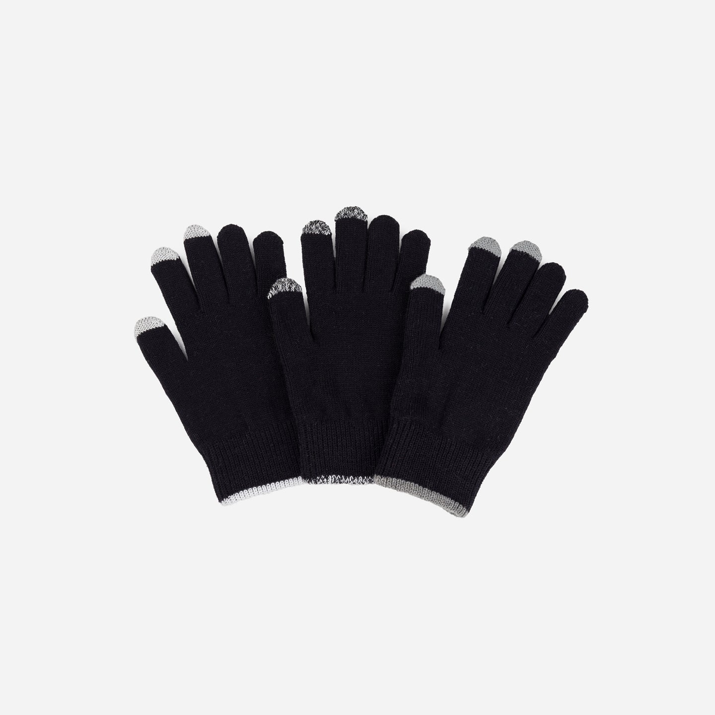 Pair and a Spare 3 Three Touchscreen Gloves