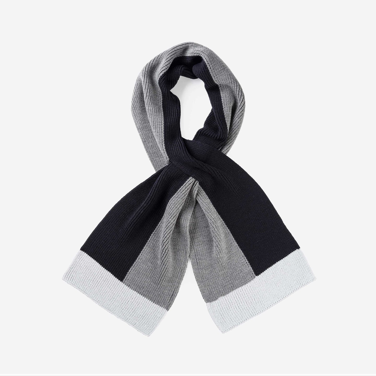 Polder Colorblock Scarf Pull through Unisex