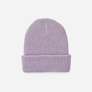 Stone Blue Lilac | Simple Rib Hat
