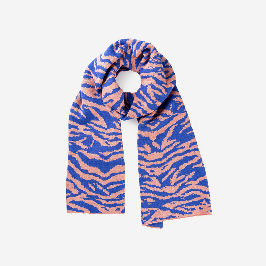 Tiger Stripe Scarf