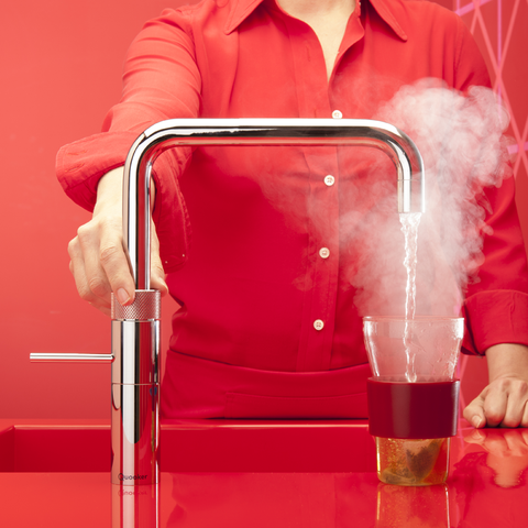 Quooker, instant boiling tap for contemporary homes