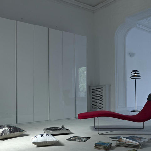 Giellesse - Luxury contemporary custom made luxury wardrobes in Poole, Dorset from Abitalia South Coast 2