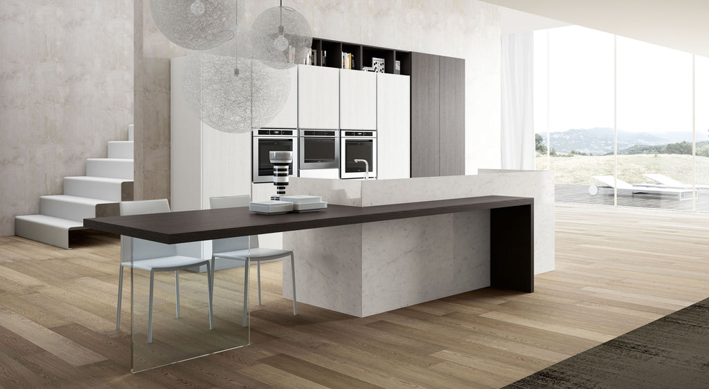 Arredo3 luxury contemporary Italian kitchen – Pentha collection - available from Abitalia South Coast, Poole, Dorset